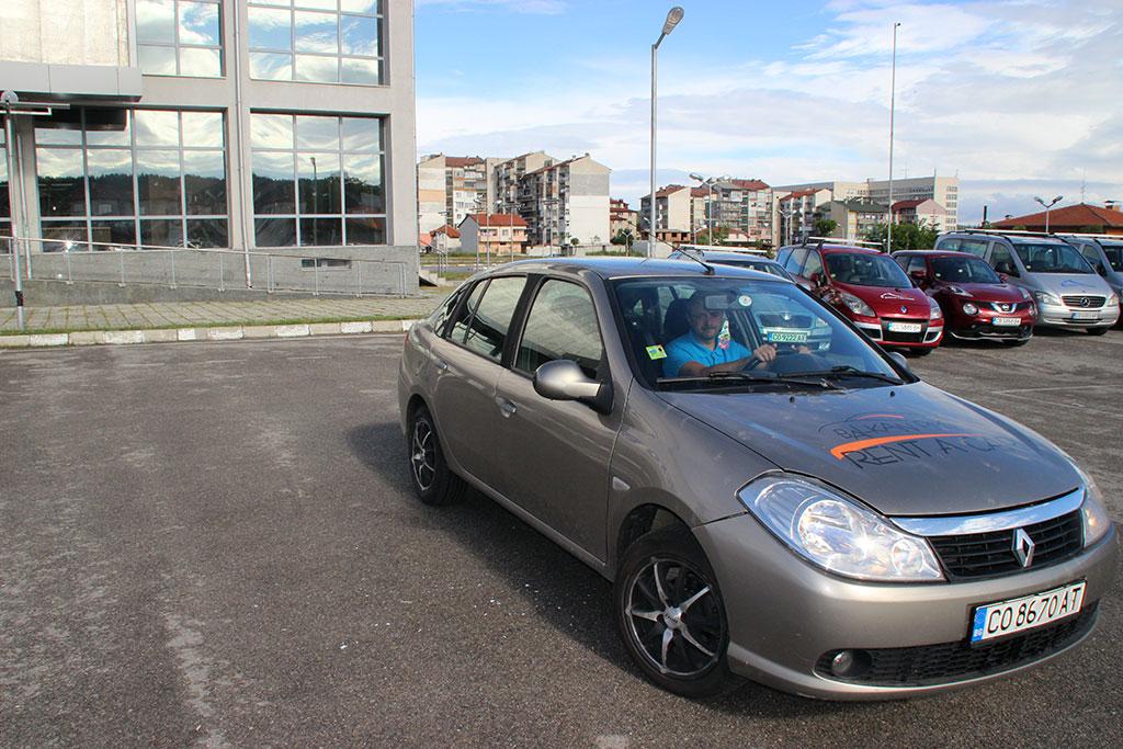 Renault Thalia 2008 – manual economy