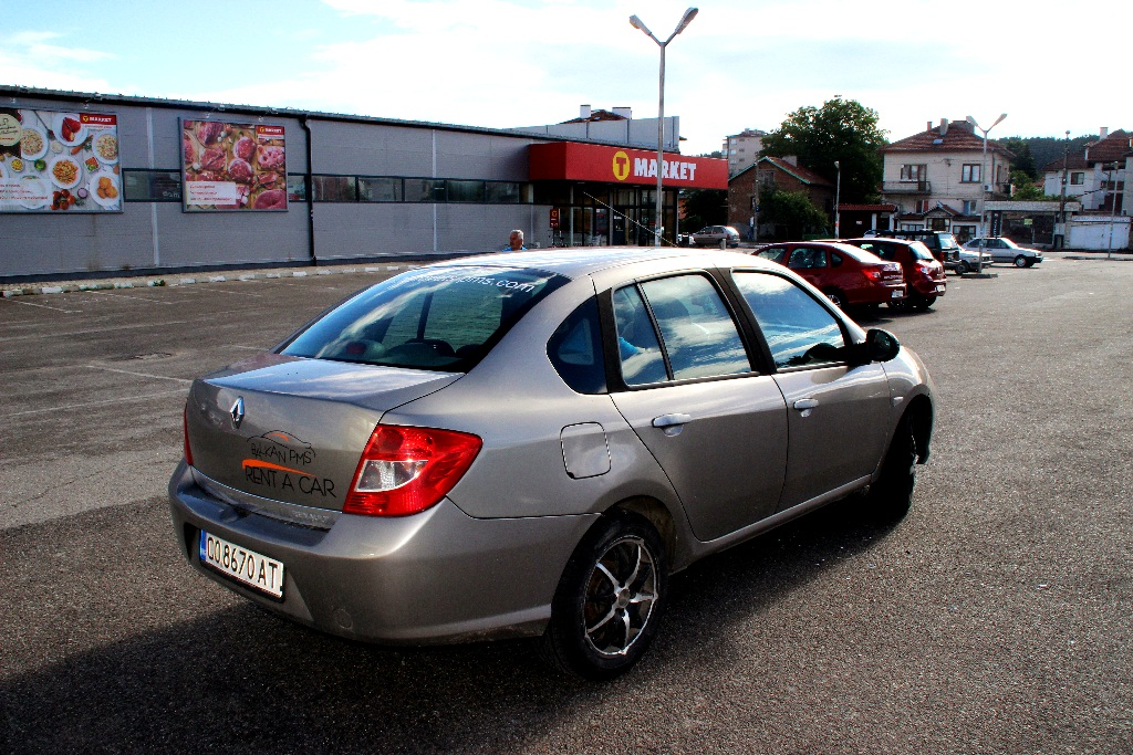 Renault Thalia 2008 – manual economy-1
