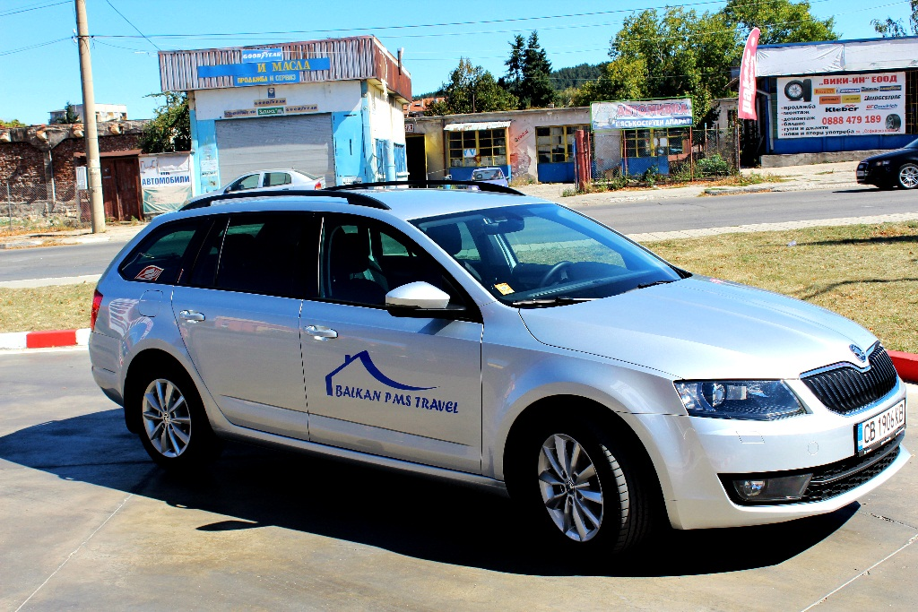Skoda Octavia 2017 – manual estate