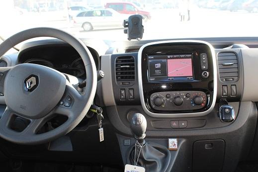 Renault Traffic 2019– manual minivan 8+1-2