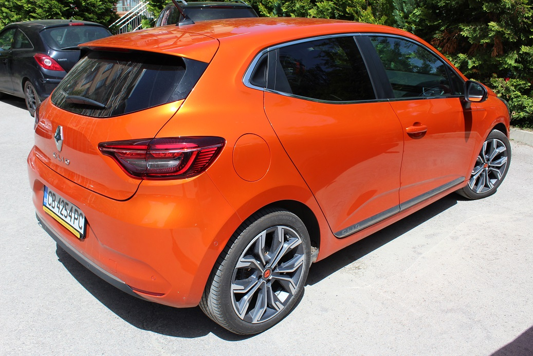 Renault Clio 2020 – manual economy-3