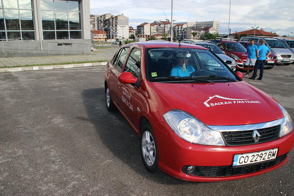 Renault Thalia 2011- manual economy