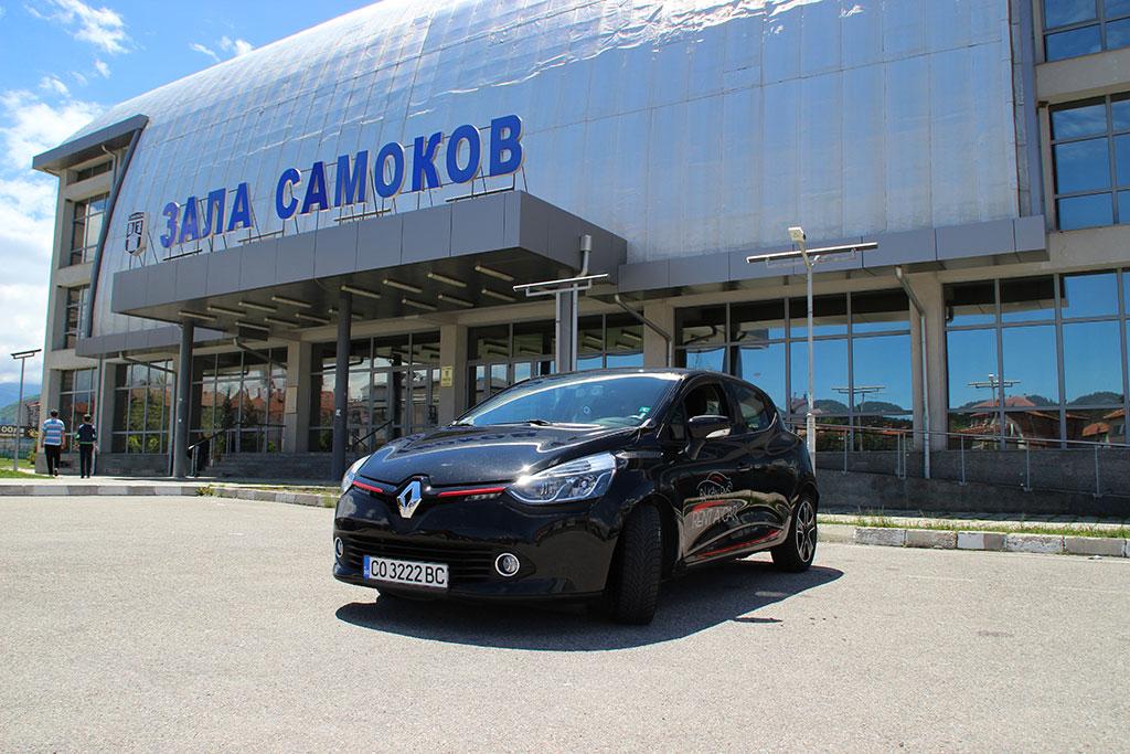 Renault Clio 2012 – manual economy