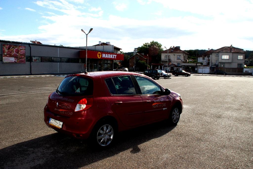 Renault Clio 2012 – automat economy-1