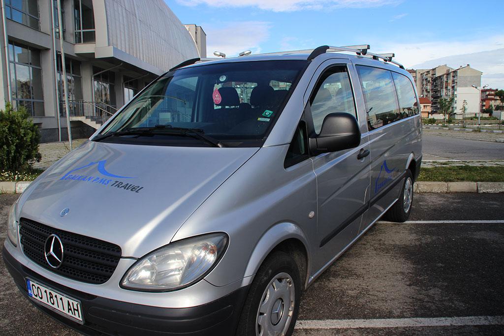 Mercedes Vito 2006/2008– minivan 8+1