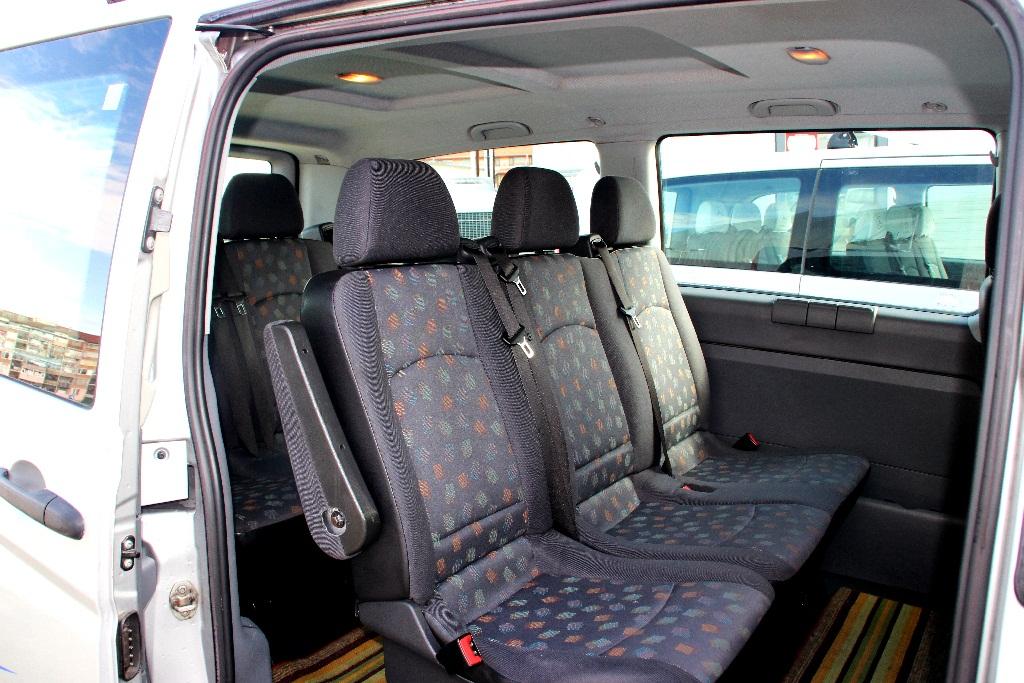 Mercedes Vito 2006/2008– minivan 8+1-1