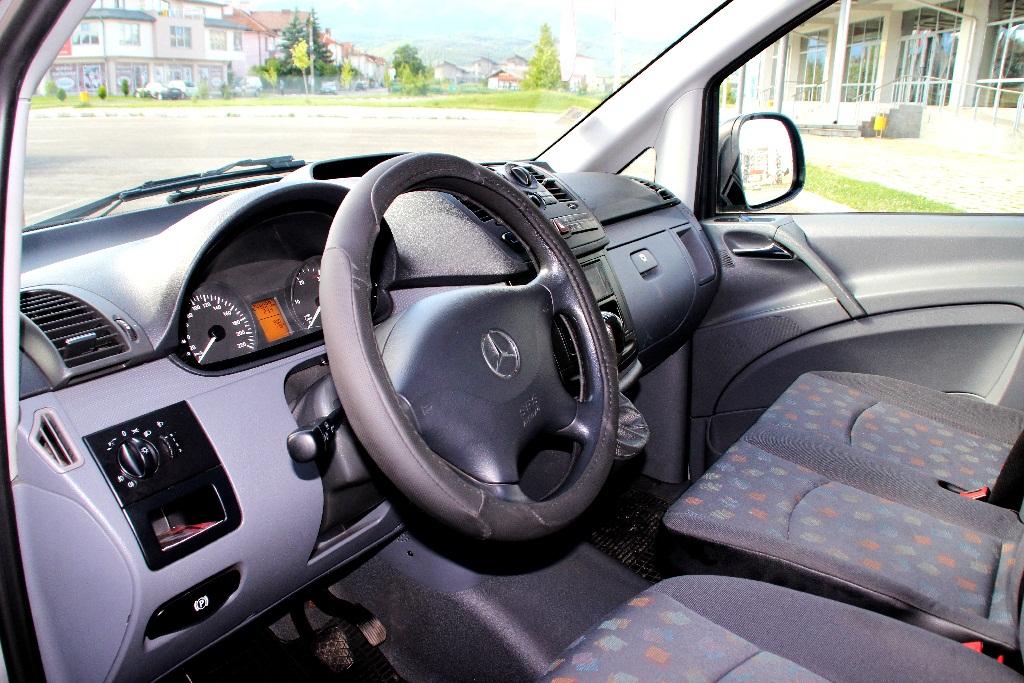 Mercedes Vito 2006/2008– minivan 8+1-2